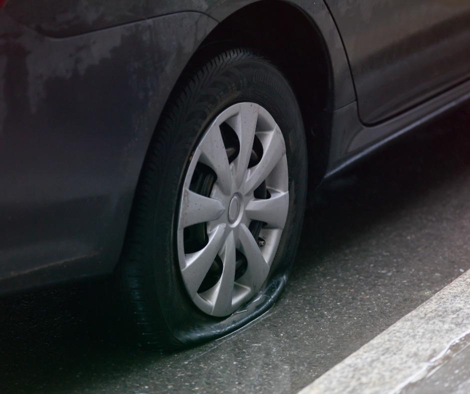 Tire Change or Repair Delray Beach